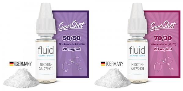 Nikotinsalz Shots