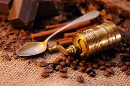 Kaffee-Mokka Aroma