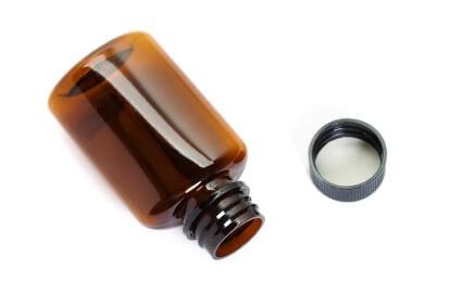 PET-Medizinflasche braun 50-500ml