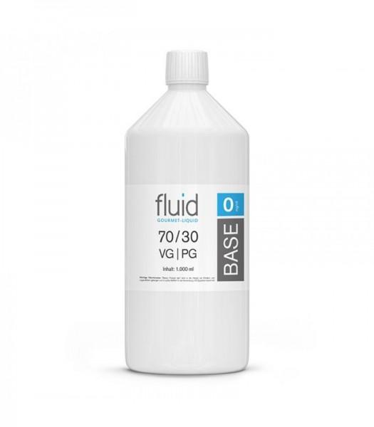 Fluid-LiquidBase ohne Nikotin