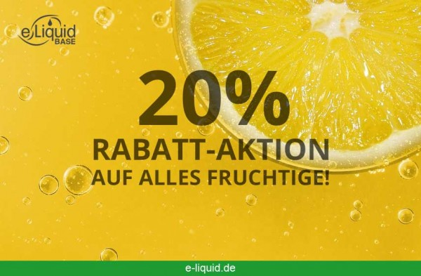 Fruchtaromen-Rabatt-Aktion-e-liquid-base