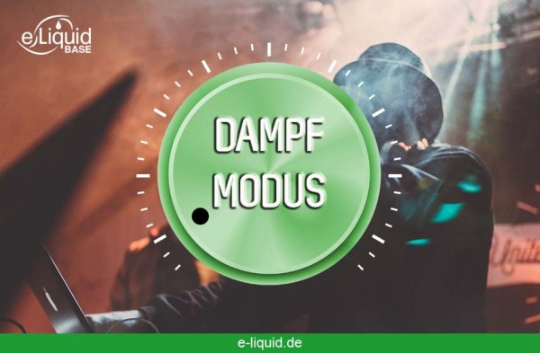 Dampfmodus-e-liquid-base